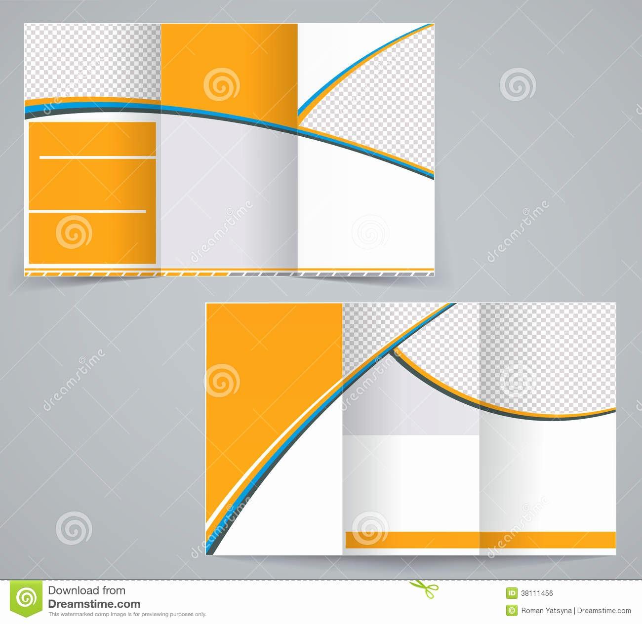 Printable Tri Fold Brochure Template Inspirational 9 Best Of Tri Fold Brochure Design Tri Fold