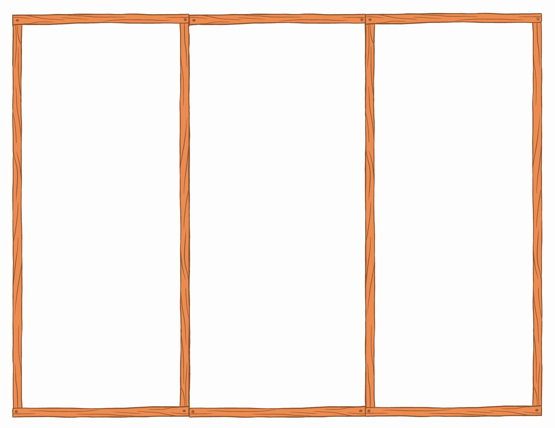 Printable Tri Fold Brochure Template Lovely Microsoft Word Tri Fold Template Templates Data