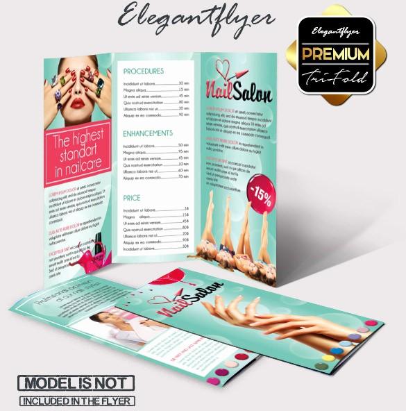 Printable Tri Fold Brochure Template Lovely Tri Fold Brochure Templates 44 Free Word Pdf Psd Eps