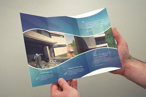Printable Tri Fold Brochure Template Luxury Tri Fold Brochure Templates 56 Free Psd Ai Vector Eps