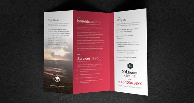 Printable Tri Fold Brochure Template New Doma Tri Fold Brochure Template Brochure Templates