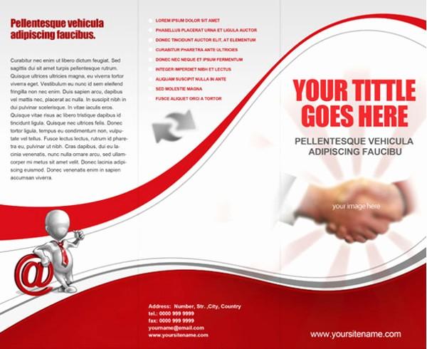 Printable Tri Fold Brochure Template Unique Tri Fold Brochure Templates 44 Free Word Pdf Psd Eps