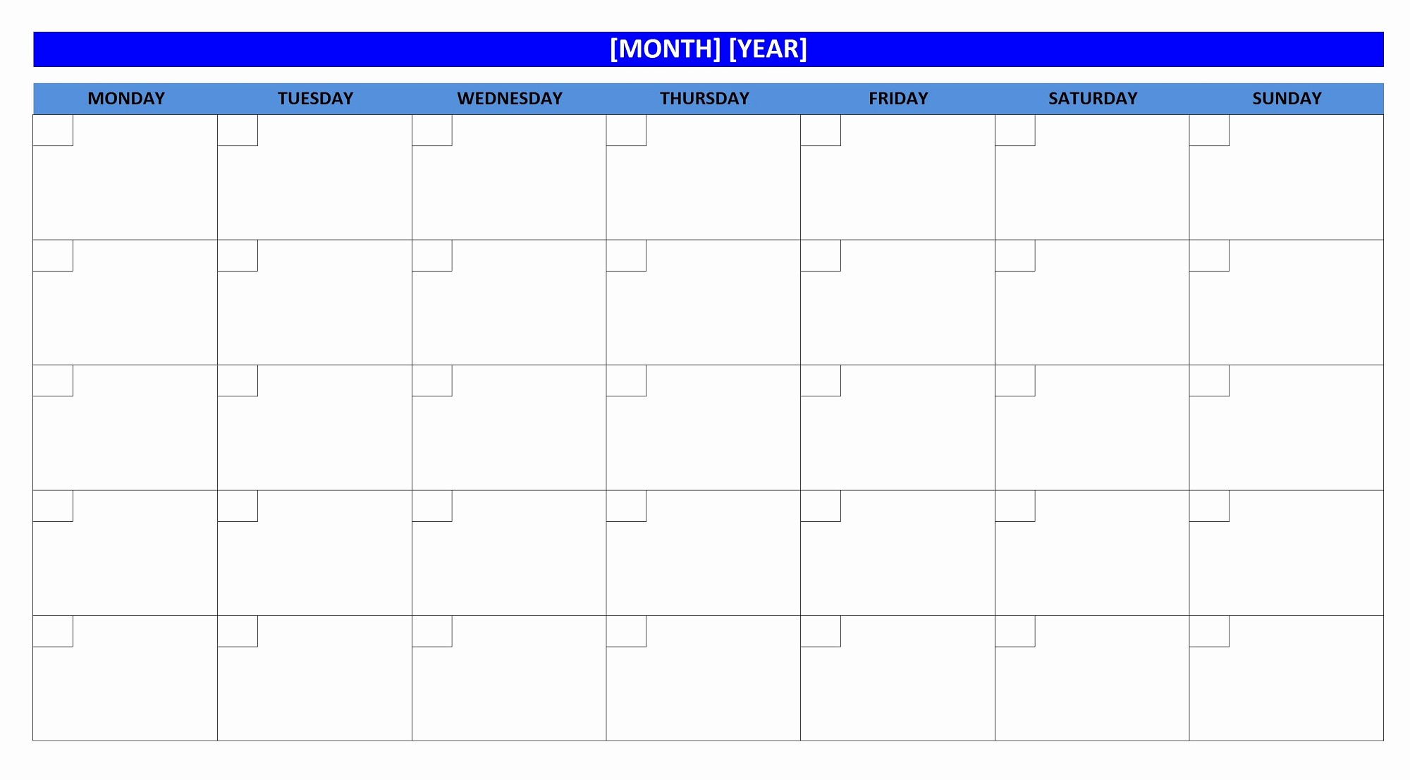 Printable Weekly Calendars with Times Fresh Blank Weekly Calendars Printable