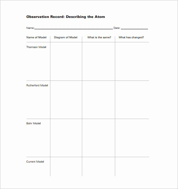 Printable Weekly Lesson Plan Templates Elegant Weekly Lesson Plan Template Pdf