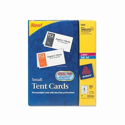 Printing Tent Cards In Word Elegant Print Tent Cards In Word Two Sided