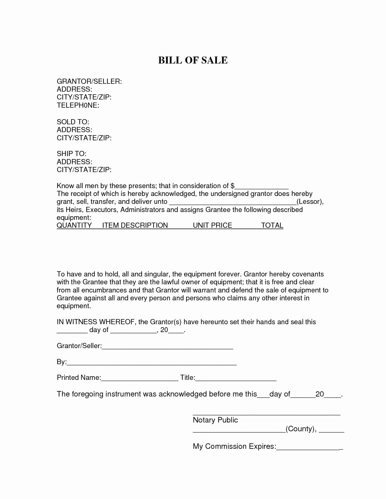 Private Car Sale Receipt Template Elegant Best S Of Private Bill Sale Template Free Bill