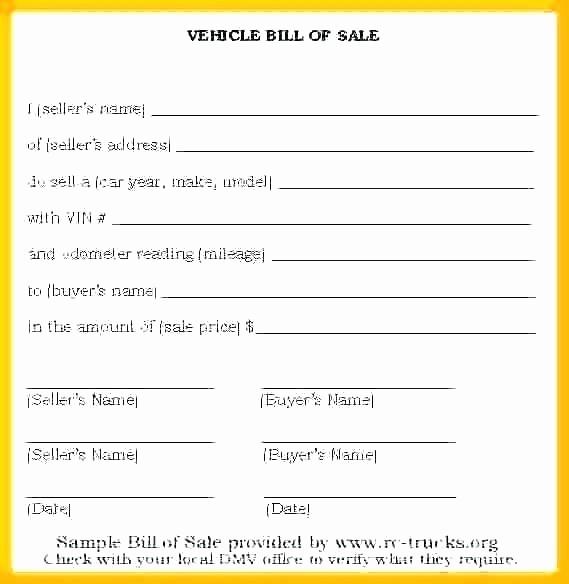 Private Car Sale Receipt Template Unique Private Car Sale Contract Template Private Car Sale