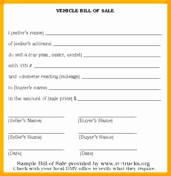 Private Car Sales Receipt Template Inspirational Private Car Sale Receipt Template Vehicle Receipt Template