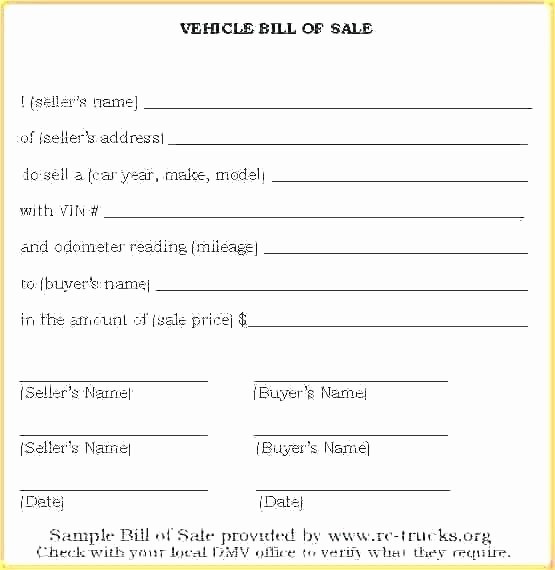 Private Party Car Sales Receipt Luxury Private Car Bill Sale Template Bill Sale Template