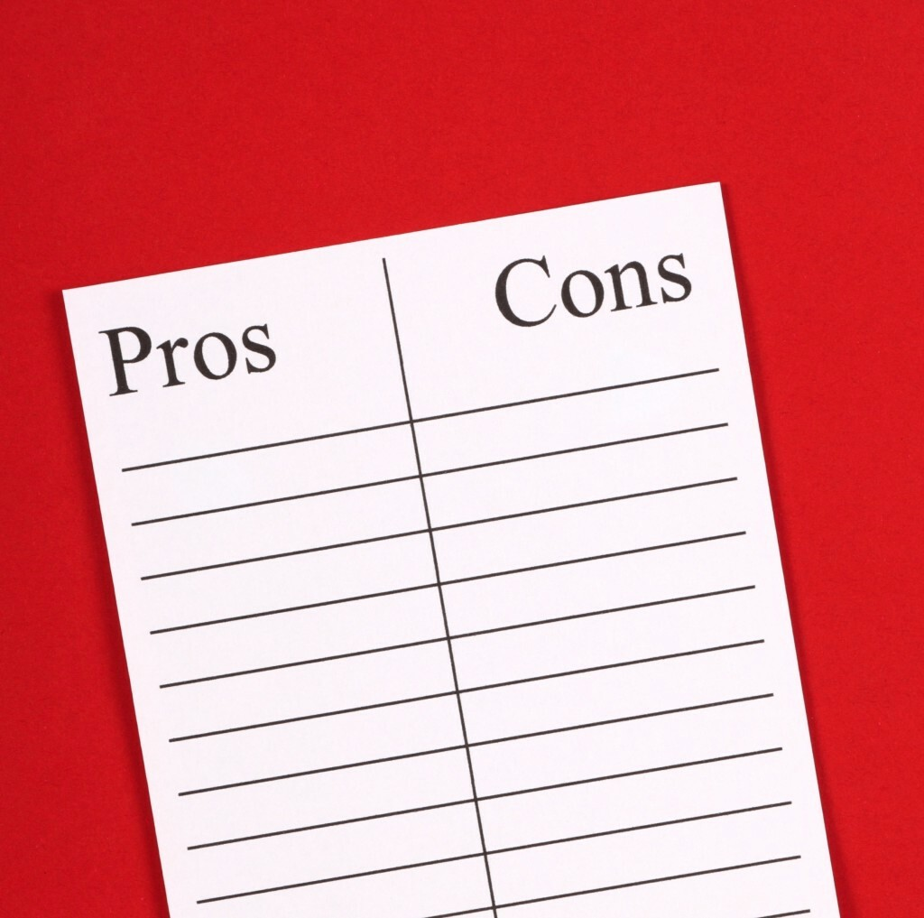Pro and Con List Template Lovely Pros and Cons Template Word Bing