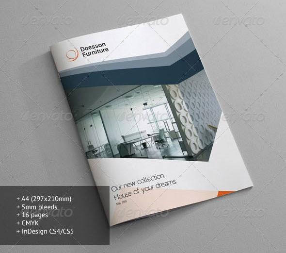 Product Catalog Template Free Download Fresh 10 Beautiful Furniture Brochure Templates – Design Freebies