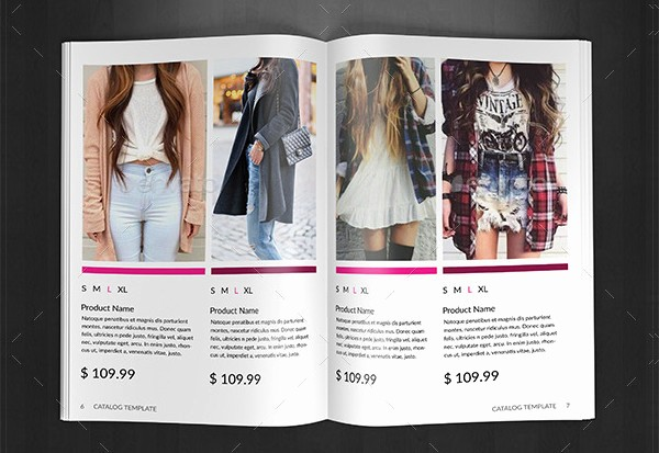 Product Catalog Template Free Download Fresh 25 Fashion Product Catalog Templates Free & Premium