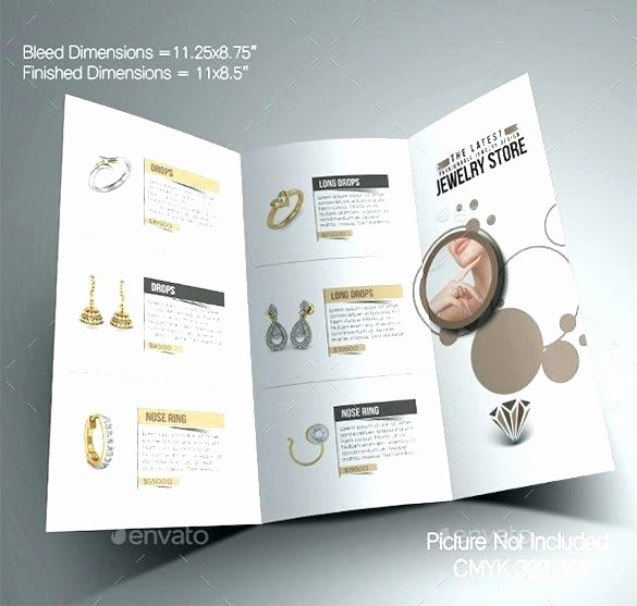 Product Catalog Template Free Download Inspirational wholesale Template Line Sheet Product Brochure Minimalist
