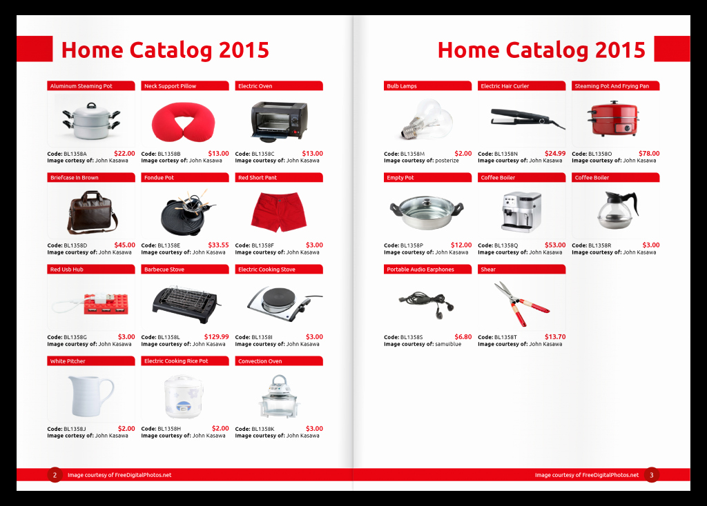 Product Catalog Template Free Download Luxury Contoh Desain Katalog Percetakan Line