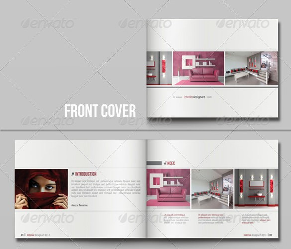 Product Catalog Template Free Download New 58 Psd Catalogue Templates Psd Illustrator Eps