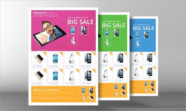 Product Catalogue Templates Free Download Best Of 19 Product Flyer Templates