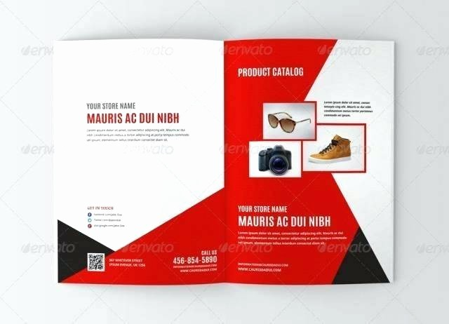 Product Catalogue Templates Free Download Fresh Brochure Design Template 2 Catalogue Cover Templates Psd