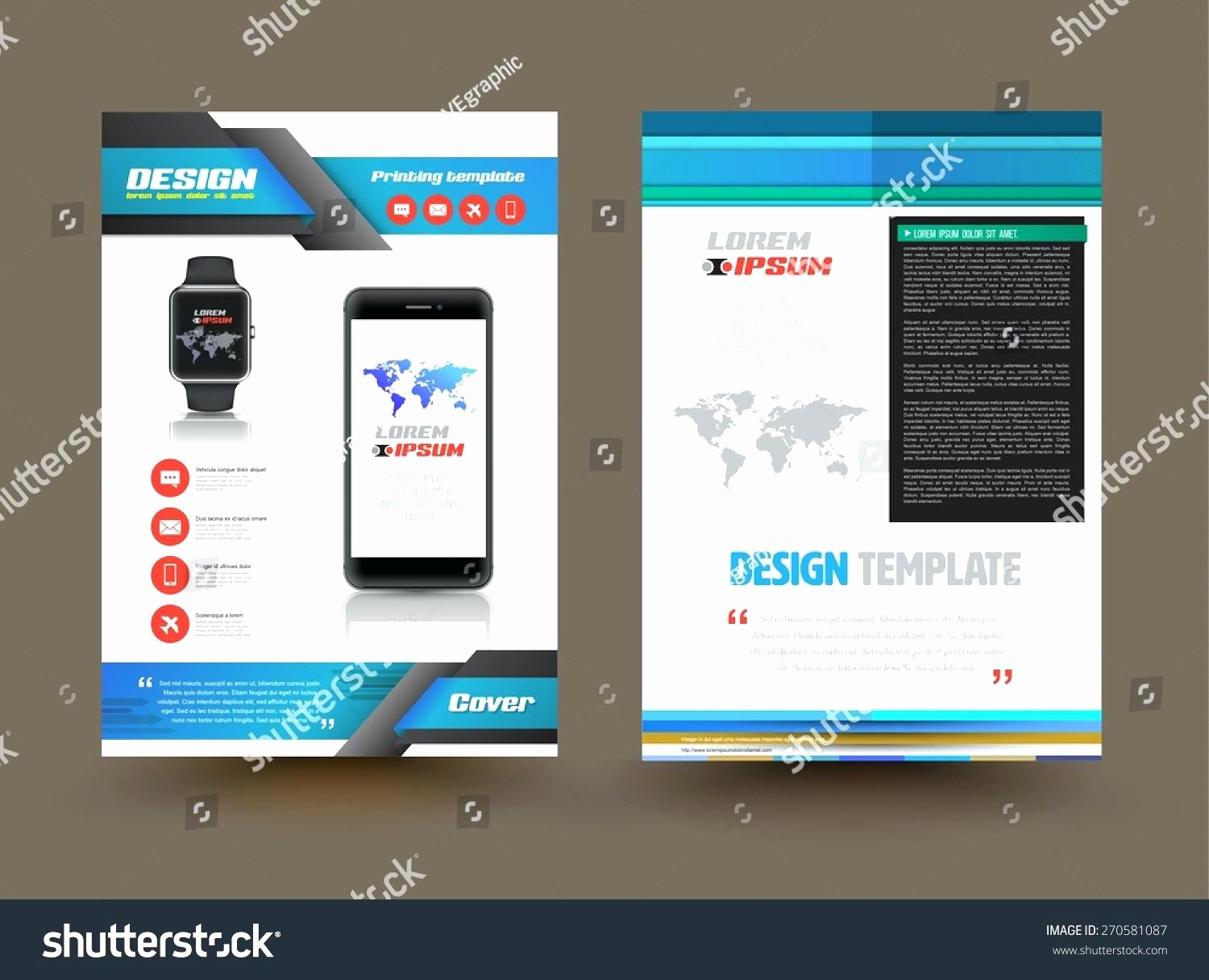Product Catalogue Templates Free Download Fresh Product Catalog Template Free Idealstalist
