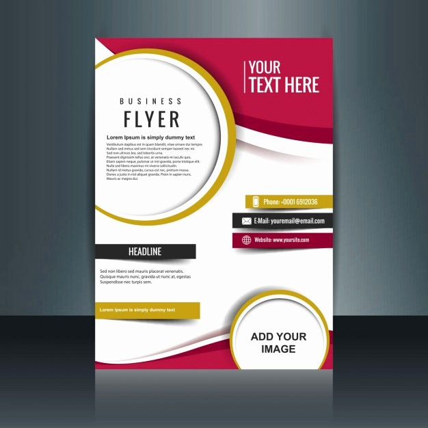Product Catalogue Templates Free Download Lovely Flyer Vectors S and Psd Files