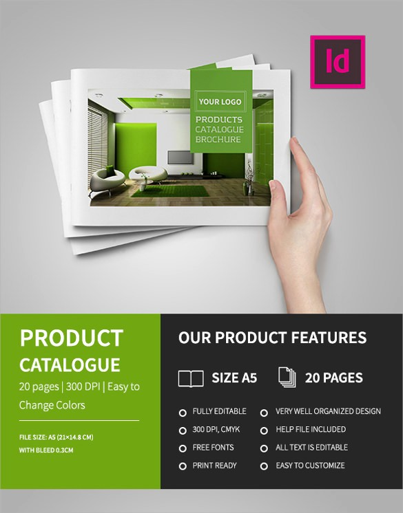 Product Catalogue Templates Free Download Luxury Product Brochure Templates 24 Download Documents In