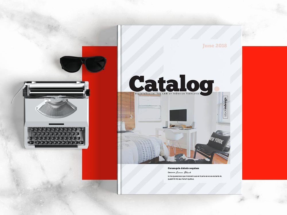 Product Catalogue Templates Free Download Luxury Product Catalog Template