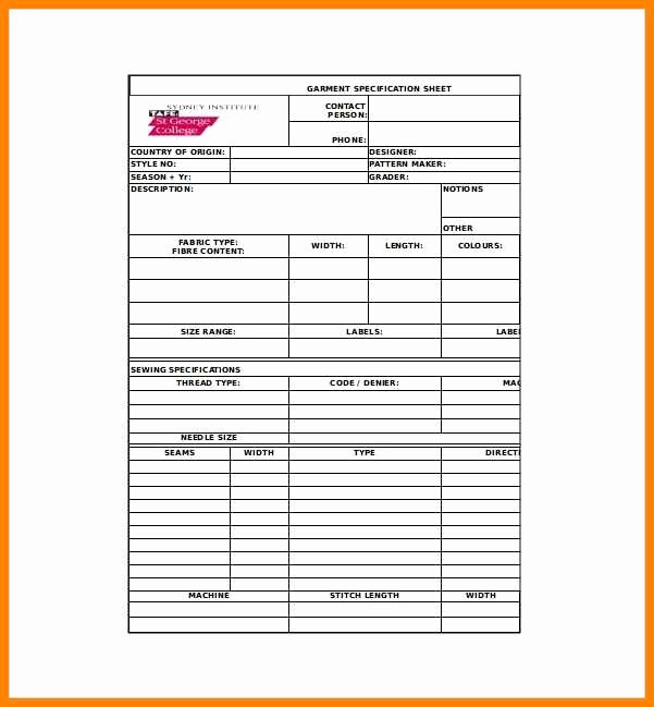 Product Costing Template Excel Free Awesome 18 Cost Sheet format In Excel Free