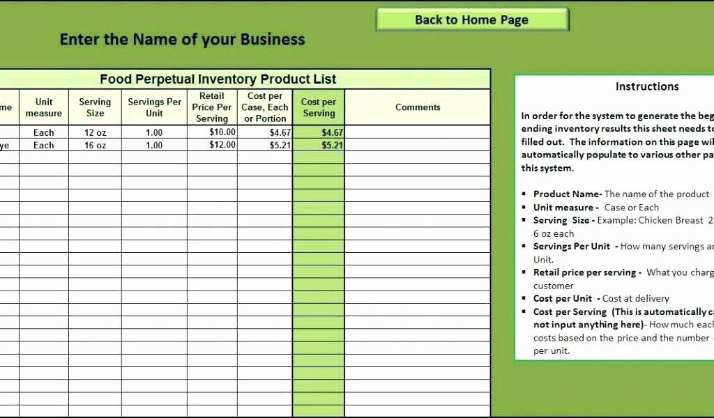 Product Costing Template Excel Free Fresh Product Costing Template Product Costing Sheet Template