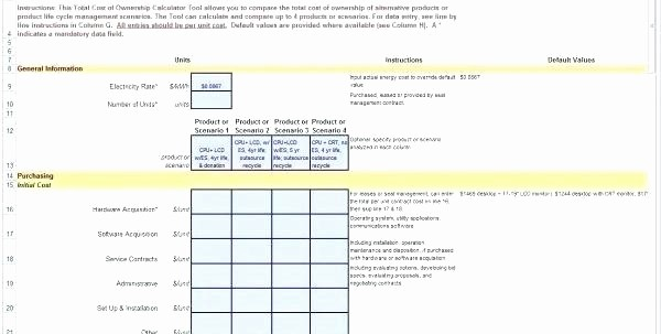 Product Costing Template Excel Free Lovely Product Costing Template Product Costing Sheet Template
