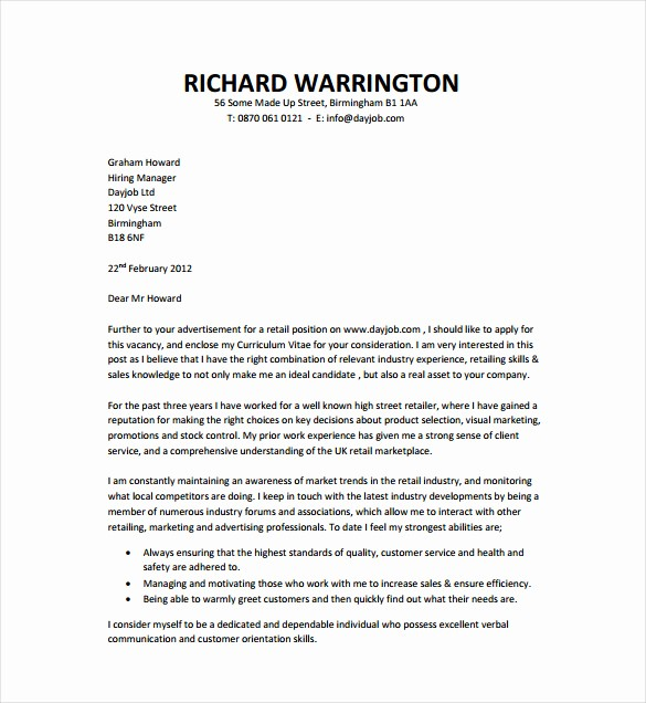 Professional Cover Letters for Resume Inspirational Professional Cover Letter Examples F Resume