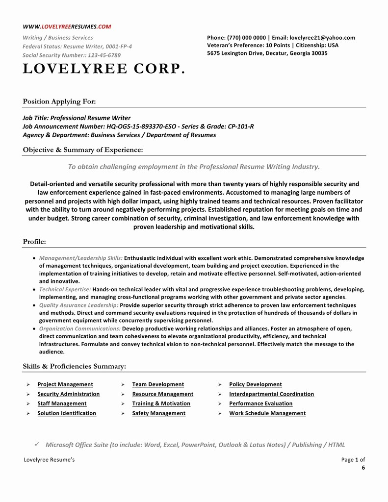 Professional Cover Letters for Resumes Fresh Classic Executive Professional Resume with Cover Letter