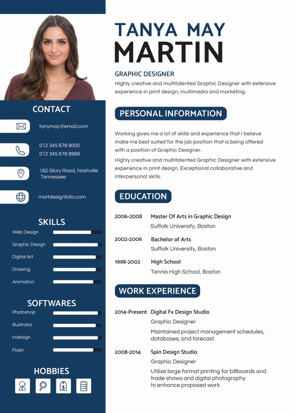Professional Curriculum Vitae Template Download Inspirational 12 formal Curriculum Vitae Free Sample Example format