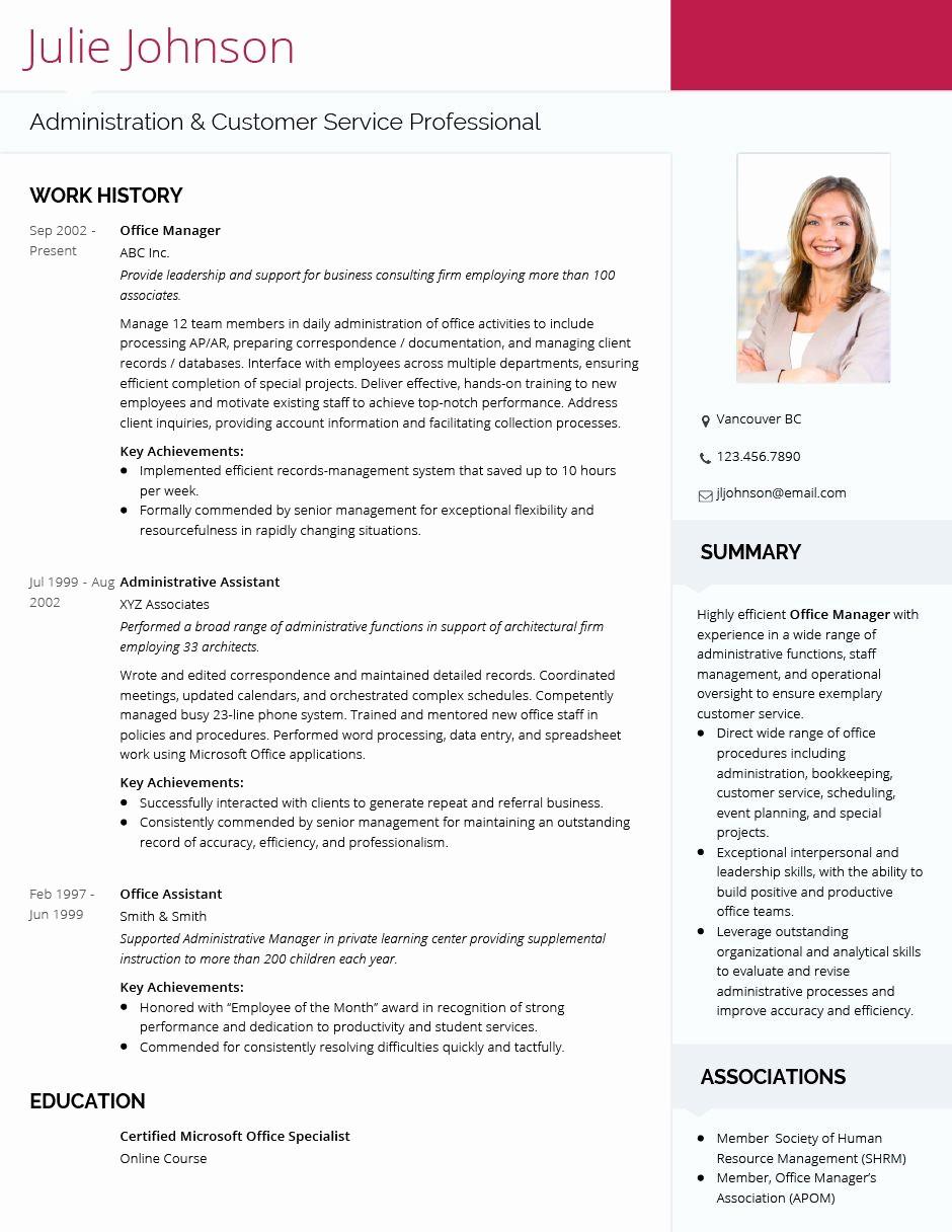 Professional Curriculum Vitae Template Download Lovely Modern Professional Cv Template