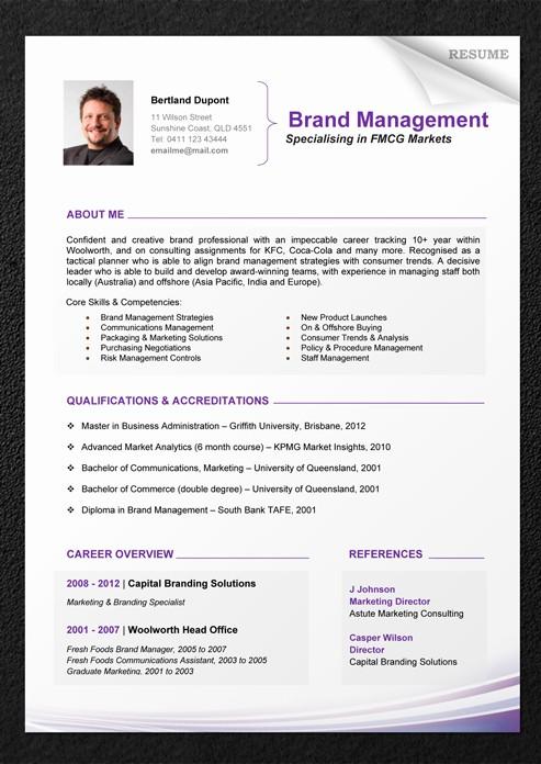 Professional Curriculum Vitae Template Download Lovely Professional Resume Template Download