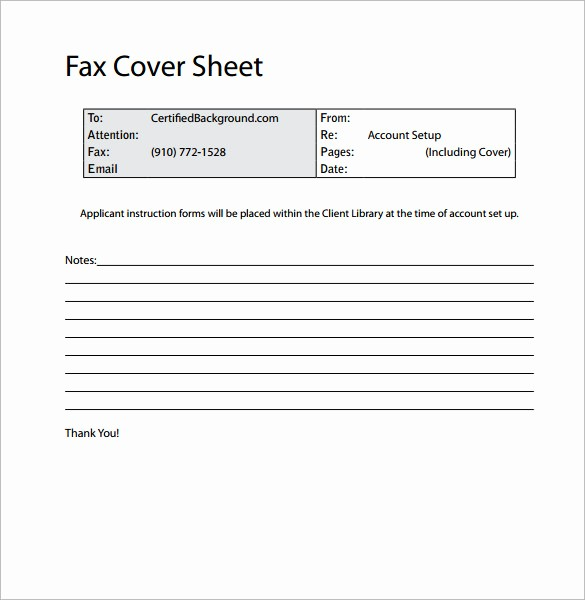 Professional Fax Cover Sheet Pdf Luxury 11 Sample Professional Fax Cover Sheets