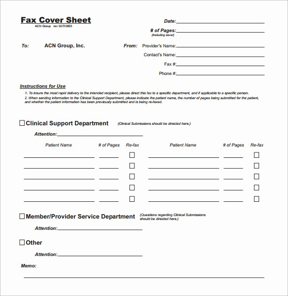Professional Fax Cover Sheet Pdf New 11 Sample Professional Fax Cover Sheets