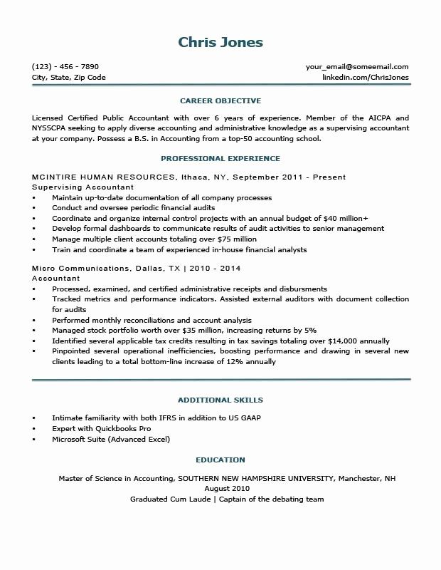 Professional Resume formats Free Download Fresh 40 Basic Resume Templates Free Downloads