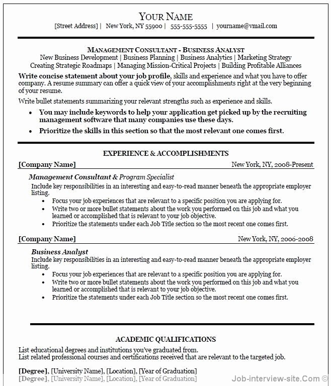 Professional Resume Templates Microsoft Word Best Of Teacher Resume Template Microsoft Word Best Resume