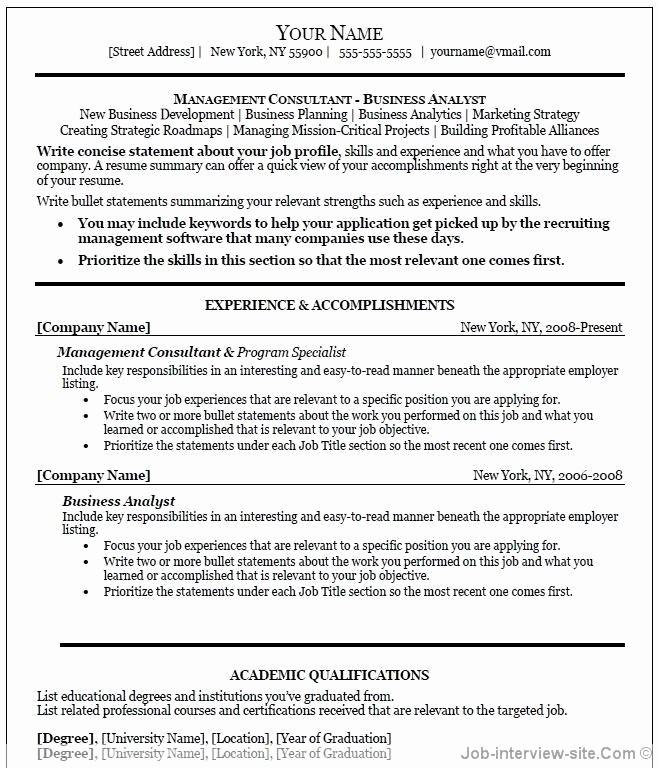 Professional Resume Templates Microsoft Word Best Of Teacher Resume Template Microsoft Word Best Resume
