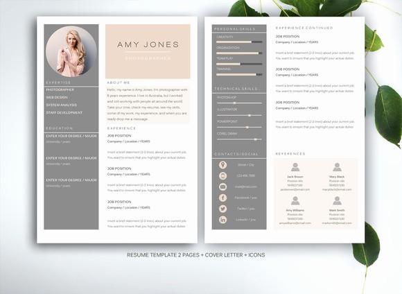 Professional Resume Templates Microsoft Word Inspirational Resume Template for Ms Word Resume Templates On Creative