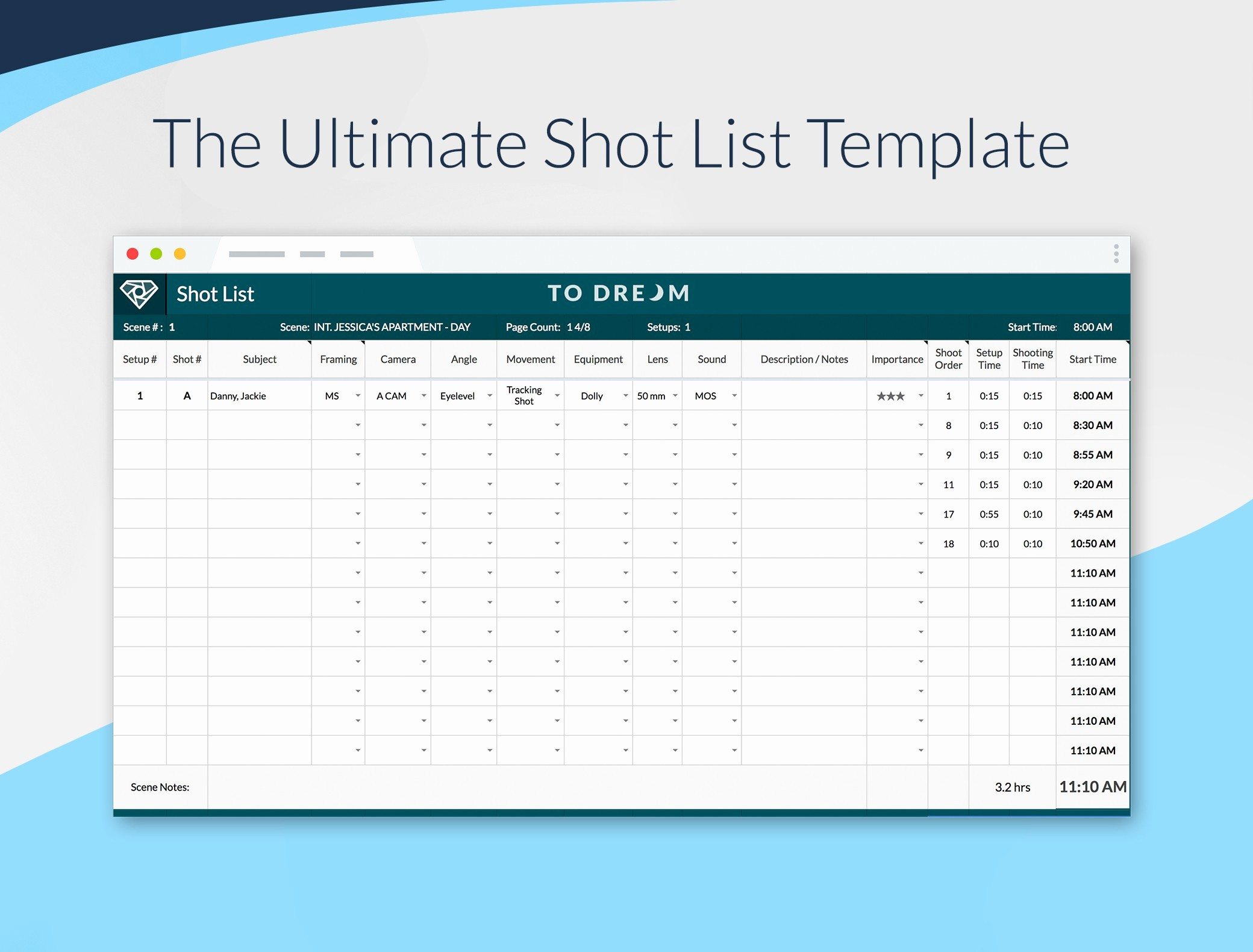 Professional to Do List Template Elegant Production Templates Free Downloads