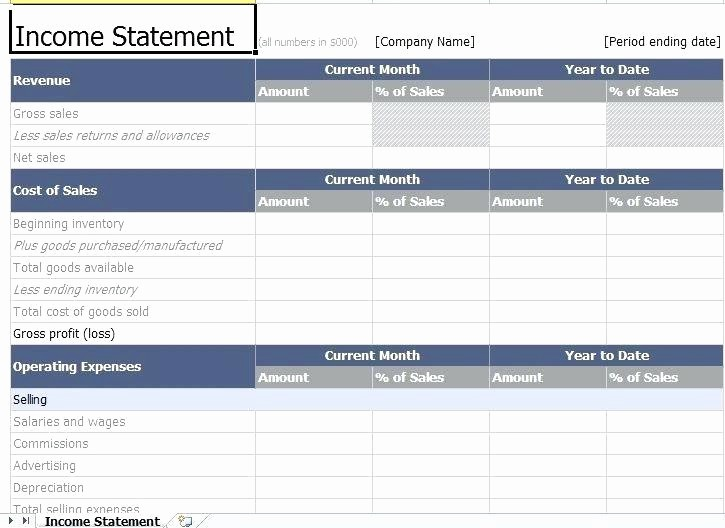 Profit and Loss Account Sheet Best Of format Profit and Loss Account and Balance Sheet