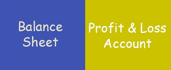 Profit and Loss Account Sheet New Difference Between Balance Sheet and Profit & Loss Account