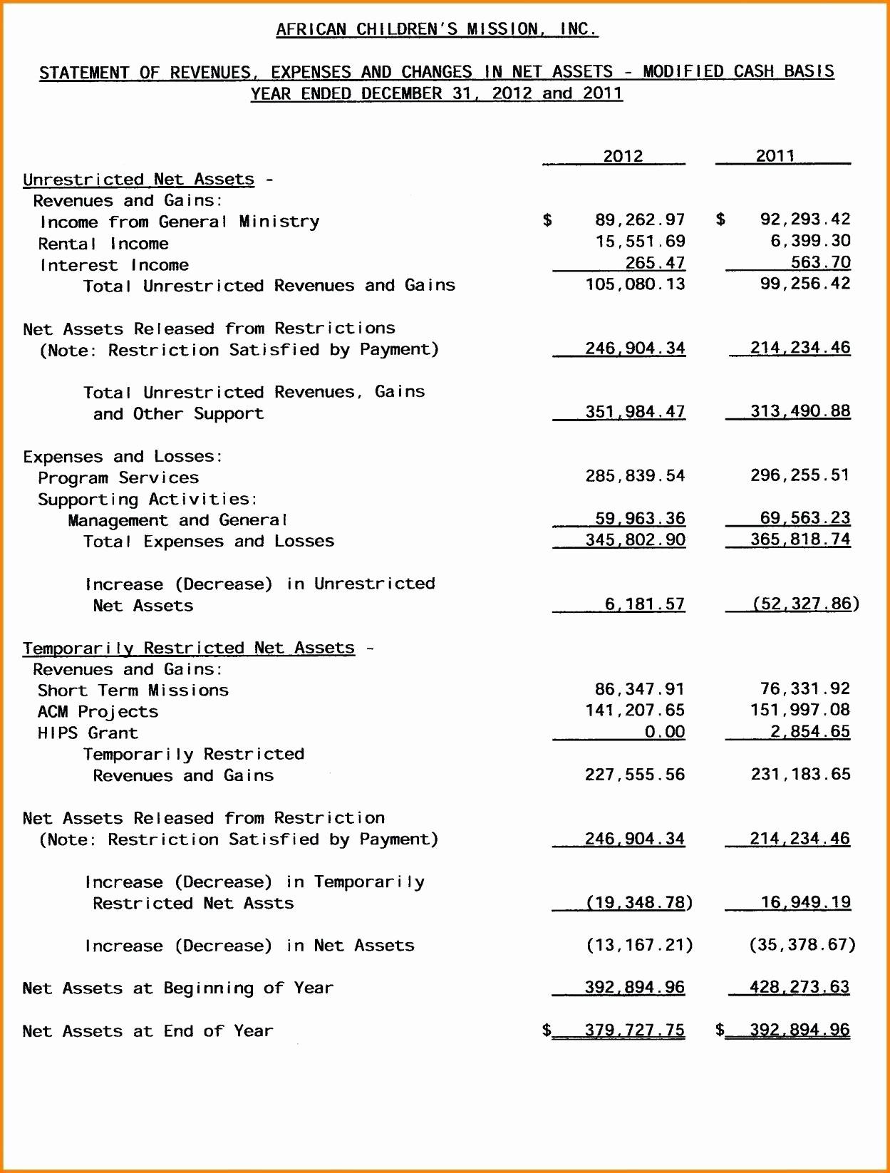 Profit and Loss Sheet Template Inspirational Template Profit and Loss Template Word