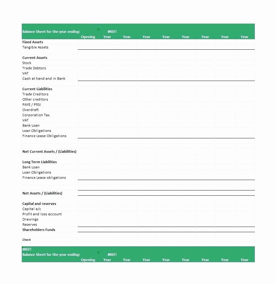 Profit and Loss Sheet Template Unique Template Profit and Loss Template Word Statement