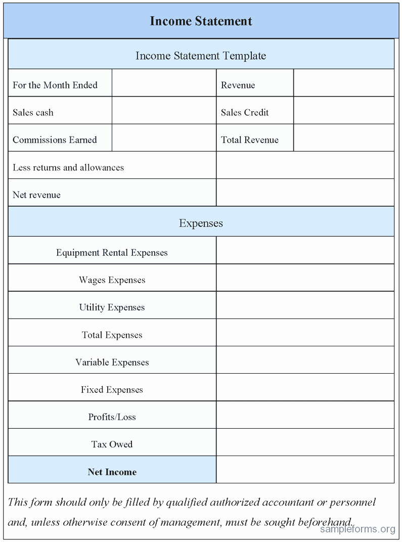 Profit and Loss Spreadsheet Example Unique Spreadsheet Template Simple In E Statement format Free