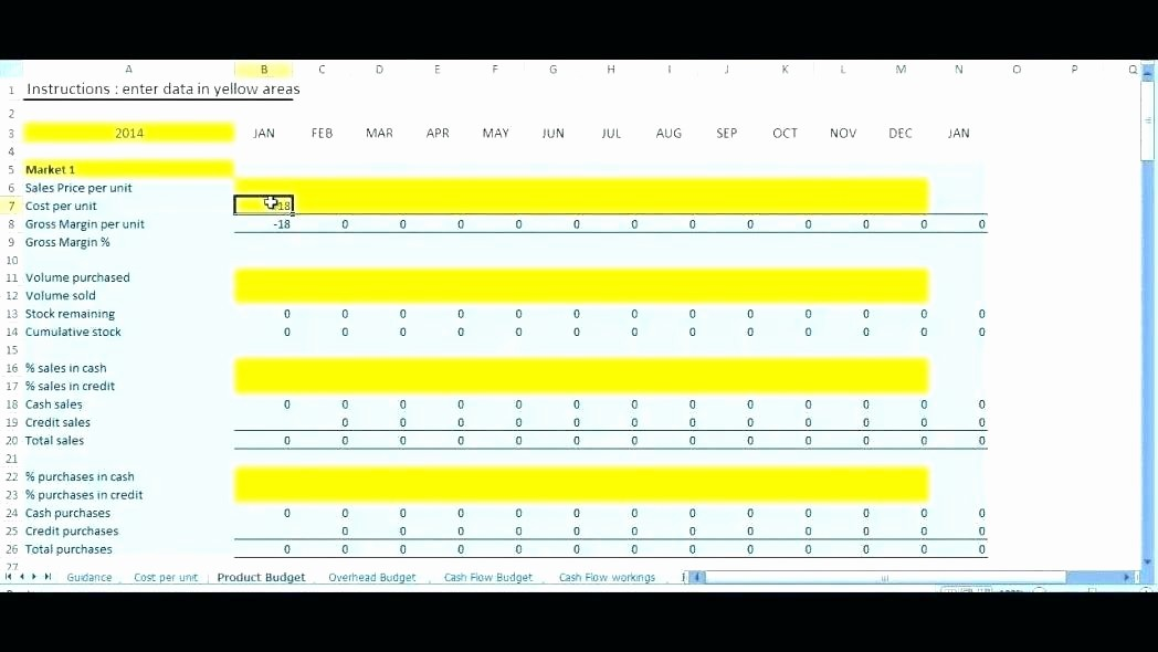 Profit Margin Excel Spreadsheet Template Beautiful 95 Cost Volume Profit Graph Excel Template Cost Volume
