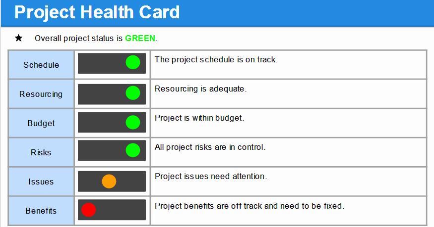Program Management Status Report Template New Monthly Status Report Template Ppt Download Free Project