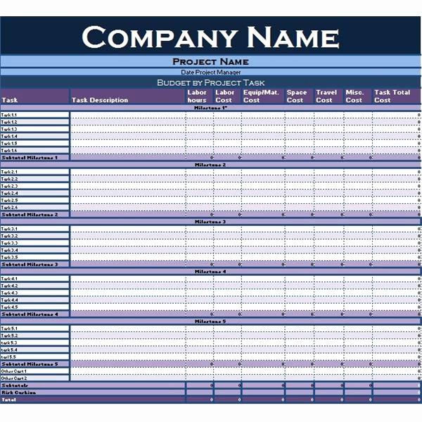 Project Contact List Template Excel Beautiful Collection Of Excel Tutorials and Templates for Project