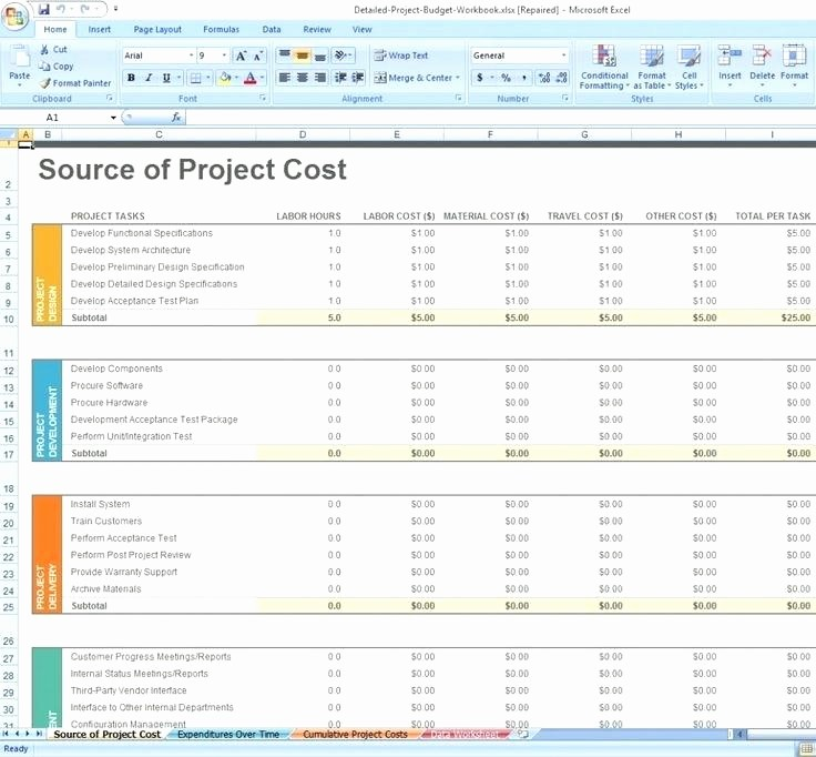 Project Contact List Template Excel New Best Excel Templates Excel Templates organizational