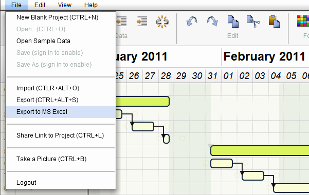 Project Management Charts In Excel Lovely Scrolling Period Chart Template Excel Microsoft Project